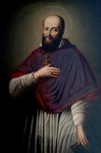Prière de St François de Sales
