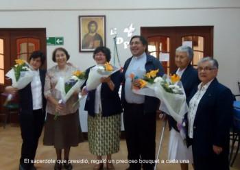 Le Chili fête ses jubilaires