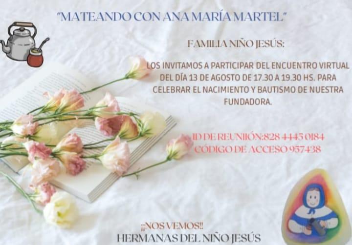 Argentine Soirée AMM Invitation