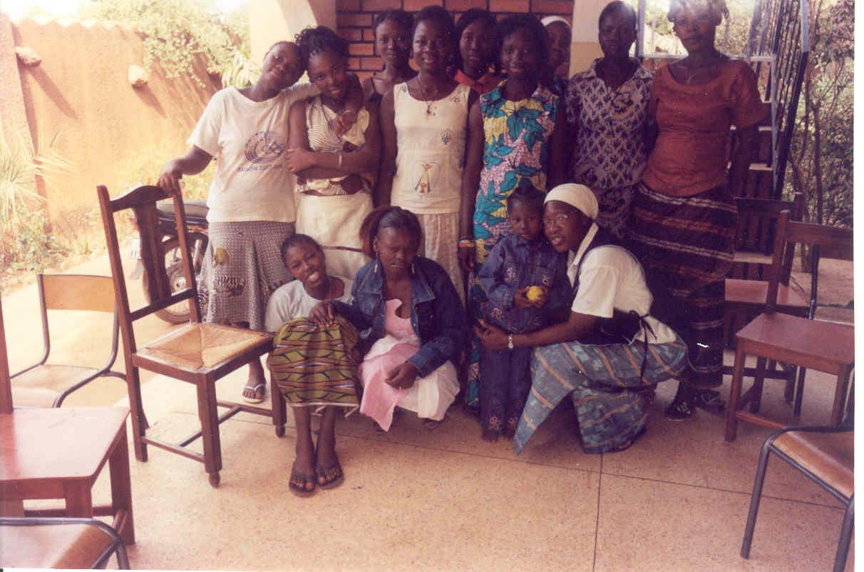 Groupe vocation Burkina Faso